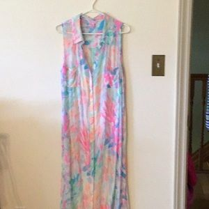 Lilly Pulitzer ladies dress